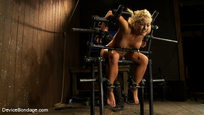 Photo number 12 from Holly Heart<br> Former collegiate athlete cumming like a whore shot for Device Bondage on Kink.com. Featuring Holly Heart in hardcore BDSM & Fetish porn.