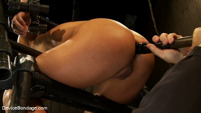 Photo number 8 from Holly Heart<br> Former collegiate athlete cumming like a whore shot for Device Bondage on Kink.com. Featuring Holly Heart in hardcore BDSM & Fetish porn.