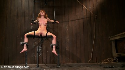 Photo number 11 from Marie McCray<br> So sweet, so innocent, so natural. shot for Device Bondage on Kink.com. Featuring Marie McCray in hardcore BDSM & Fetish porn.