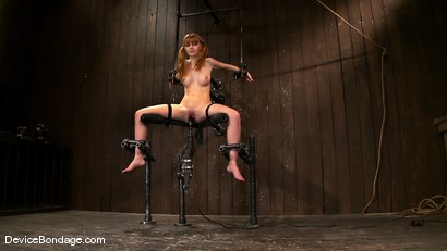 Photo number 1 from Marie McCray<br> So sweet, so innocent, so natural. shot for Device Bondage on Kink.com. Featuring Marie McCray in hardcore BDSM & Fetish porn.
