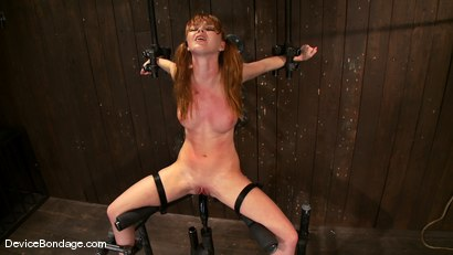 Photo number 12 from Marie McCray<br> So sweet, so innocent, so natural. shot for Device Bondage on Kink.com. Featuring Marie McCray in hardcore BDSM & Fetish porn.