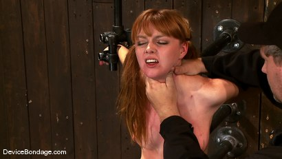 Photo number 8 from Marie McCray<br> So sweet, so innocent, so natural. shot for Device Bondage on Kink.com. Featuring Marie McCray in hardcore BDSM & Fetish porn.