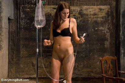 Photo number 11 from Anal Audition: Kara Dax shot for Everything Butt on Kink.com. Featuring Kara Dax in hardcore BDSM & Fetish porn.