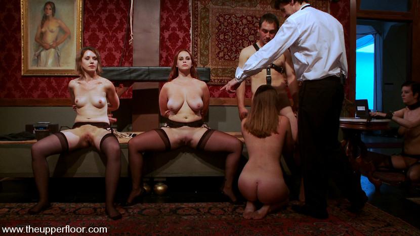 Sex slave party porn