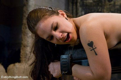 Photo number 4 from Anal Audition: Devi Lynne, Our most powerful expulsion ever shot for Everything Butt on Kink.com. Featuring Devi Lynne in hardcore BDSM & Fetish porn.