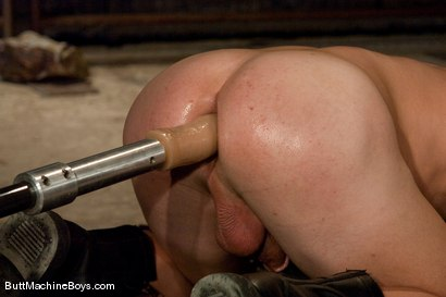 Photo number 7 from Patrick Rouge shot for Butt Machine Boys on Kink.com. Featuring Patrick Rouge in hardcore BDSM & Fetish porn.