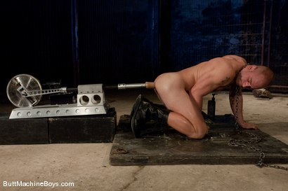 Photo number 6 from Patrick Rouge shot for Butt Machine Boys on Kink.com. Featuring Patrick Rouge in hardcore BDSM & Fetish porn.