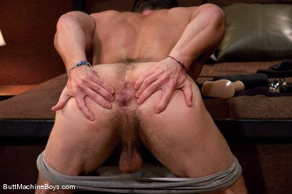 Photo number 2 from Gym Stud Ari shot for Butt Machine Boys on Kink.com. Featuring Ari Silvio in hardcore BDSM & Fetish porn.