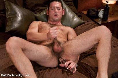 Photo number 3 from Gym Stud Ari shot for Butt Machine Boys on Kink.com. Featuring Ari Silvio in hardcore BDSM & Fetish porn.