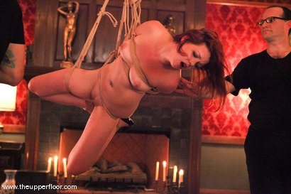 Photo number 5 from Welcome Madeline shot for The Upper Floor on Kink.com. Featuring Tripod Man, Curt Wooster, Bella Rossi, Orlando, Sarah Shevon, Maestro, Amber Keen, Nina No, Madison Young, Maggie Mayhem, Dia Zerva and Maitresse Madeline Marlowe in hardcore BDSM & Fetish porn.