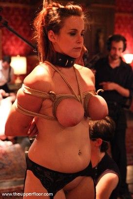 Sexy girl masturbates naked