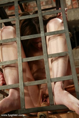 Photo number 3 from Ashley shot for Hogtied on Kink.com. Featuring Ashley in hardcore BDSM & Fetish porn.