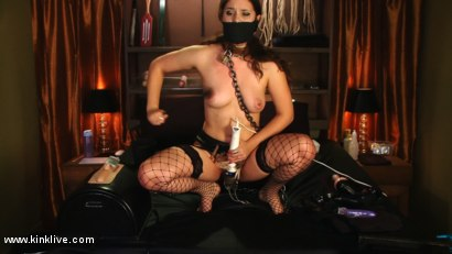 Photo number 8 from Charlotte Vale: Your personal little fuck slut. shot for Kink Live on Kink.com. Featuring Charlotte Vale in hardcore BDSM & Fetish porn.