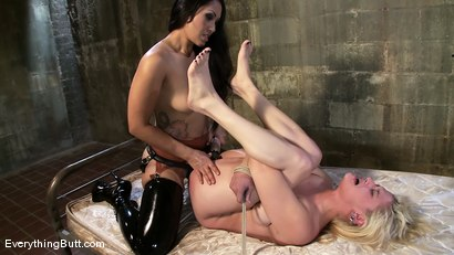 Photo number 14 from Lacey becomes DragonLily's Anal Playtoy shot for Everything Butt on Kink.com. Featuring Lacey Jane and DragonLily in hardcore BDSM & Fetish porn.
