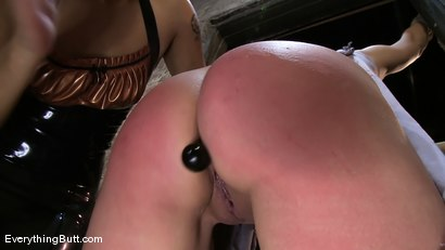 Photo number 4 from Lacey becomes DragonLily's Anal Playtoy shot for Everything Butt on Kink.com. Featuring Lacey Jane and DragonLily in hardcore BDSM & Fetish porn.