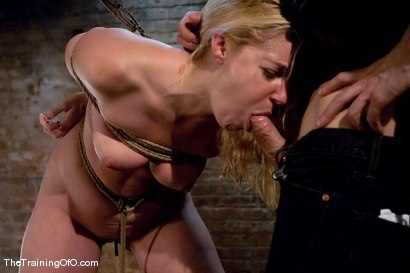 Photo number 12 from The Training of Hollie Stevens Day One shot for The Training Of O on Kink.com. Featuring Hollie Stevens and Maestro in hardcore BDSM & Fetish porn.