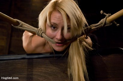 Photo number 13 from Smoking Hot Mallory Rae shot for Hogtied on Kink.com. Featuring Mallory Rae Murphy in hardcore BDSM & Fetish porn.