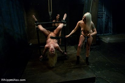 Photo number 13 from Plaything: Hollie Stevens shot for Whipped Ass on Kink.com. Featuring Isis Love, Lorelei Lee and Hollie Stevens in hardcore BDSM & Fetish porn.