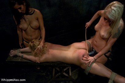 Photo number 10 from Plaything: Hollie Stevens shot for Whipped Ass on Kink.com. Featuring Isis Love, Lorelei Lee and Hollie Stevens in hardcore BDSM & Fetish porn.