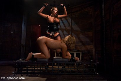 Photo number 12 from Ashley Coda shot for Whipped Ass on Kink.com. Featuring Nika Noire and Ashley Coda in hardcore BDSM & Fetish porn.