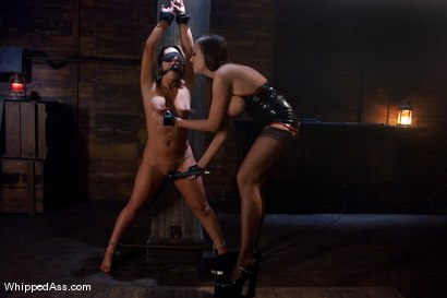 Photo number 9 from Ashley Coda shot for Whipped Ass on Kink.com. Featuring Nika Noire and Ashley Coda in hardcore BDSM & Fetish porn.