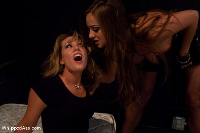 Photo number 2 from Ashley Coda shot for Whipped Ass on Kink.com. Featuring Nika Noire and Ashley Coda in hardcore BDSM & Fetish porn.