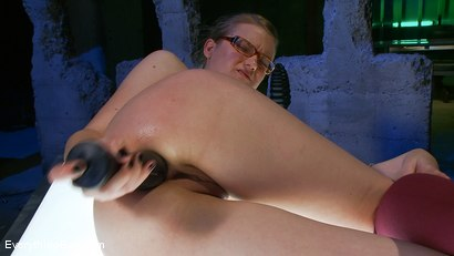 Photo number 12 from Shy little Ivy Mokhov fucks her own ass shot for Everything Butt on Kink.com. Featuring Ivy Mokhov in hardcore BDSM & Fetish porn.