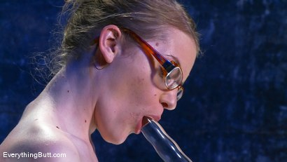Photo number 7 from Shy little Ivy Mokhov fucks her own ass shot for Everything Butt on Kink.com. Featuring Ivy Mokhov in hardcore BDSM & Fetish porn.