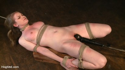 Photo number 14 from Welcome the new Category 5 girl Ivy Mokhov shot for Hogtied on Kink.com. Featuring Ivy Mokhov in hardcore BDSM & Fetish porn.