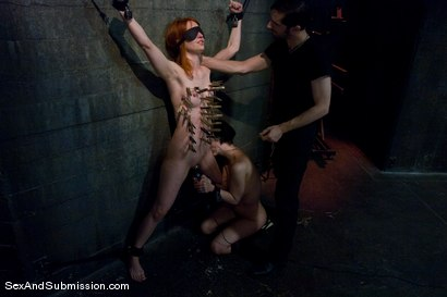 Photo number 8 from Calico and Cherry Torn's Live Feed shot for Sex And Submission on Kink.com. Featuring John Henry, Calico and Cherry Torn in hardcore BDSM & Fetish porn.