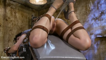 Photo number 8 from Dylan's Day Spa nightmare shot for Everything Butt on Kink.com. Featuring Madison Young and Dylan Ryan in hardcore BDSM & Fetish porn.