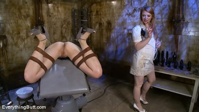 Photo number 5 from Dylan's Day Spa nightmare shot for Everything Butt on Kink.com. Featuring Madison Young and Dylan Ryan in hardcore BDSM & Fetish porn.