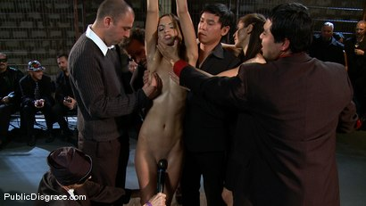 Photo number 3 from Amber Rayne - The Biggest Whore on Earth? shot for Public Disgrace on Kink.com. Featuring John Strong and Amber Rayne in hardcore BDSM & Fetish porn.