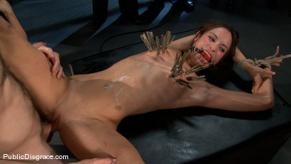 Photo number 12 from Amber Rayne - The Biggest Whore on Earth? shot for Public Disgrace on Kink.com. Featuring John Strong and Amber Rayne in hardcore BDSM & Fetish porn.