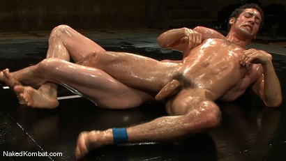 Photo number 9 from CJ vs DJ <br />The Oil Match shot for Naked Kombat on Kink.com. Featuring CJ and DJ in hardcore BDSM & Fetish porn.