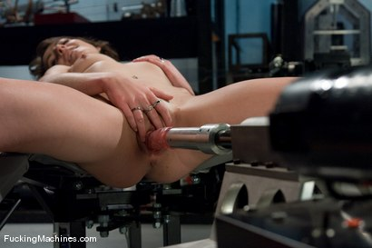 Photo number 6 from AMATEUR GIRL FRIDAY <BR> Ivy Brook shot for Fucking Machines on Kink.com. Featuring Ivy Brook in hardcore BDSM & Fetish porn.