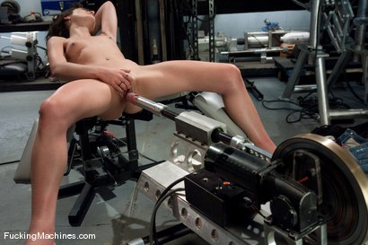 Photo number 4 from AMATEUR GIRL FRIDAY <BR> Ivy Brook shot for Fucking Machines on Kink.com. Featuring Ivy Brook in hardcore BDSM & Fetish porn.