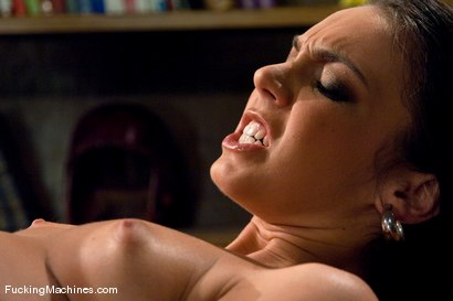 Photo number 5 from Tiffany Tyler shot for Fucking Machines on Kink.com. Featuring Tiffany Tyler in hardcore BDSM & Fetish porn.
