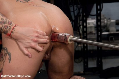 Photo number 7 from Rocco Giovanni shot for Butt Machine Boys on Kink.com. Featuring Rocco Giovanni in hardcore BDSM & Fetish porn.