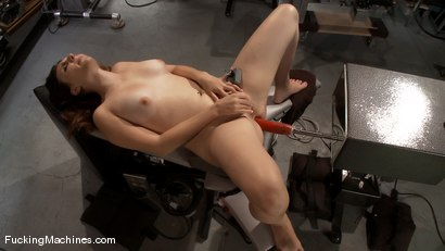 Photo number 12 from AMATEUR GIRL FRIDAYS <br> Sienna shot for Fucking Machines on Kink.com. Featuring Sienna in hardcore BDSM & Fetish porn.