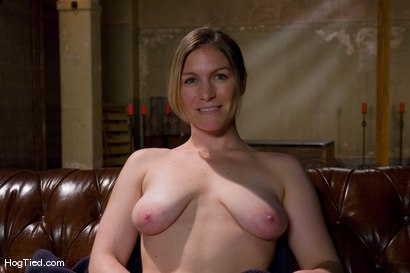 Photo number 15 from Amateur Casting Couch: Lindsey the fucking limber bitch shot for Hogtied on Kink.com. Featuring Lindsey Grant in hardcore BDSM & Fetish porn.