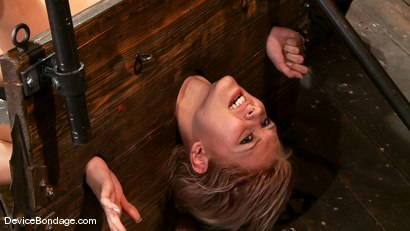 Photo number 6 from Katie Summers<br> Detached shot for Device Bondage on Kink.com. Featuring Katie Summers in hardcore BDSM & Fetish porn.