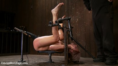 Photo number 9 from Katie Summers<br> Detached shot for Device Bondage on Kink.com. Featuring Katie Summers in hardcore BDSM & Fetish porn.