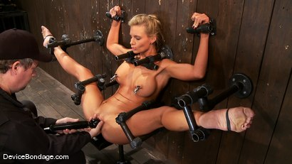 Photo number 4 from Phoenix Marie<br> Orgasmed past any experience she has had to date. shot for Device Bondage on Kink.com. Featuring Phoenix Marie in hardcore BDSM & Fetish porn.
