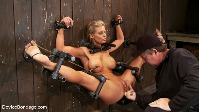 Photo number 6 from Phoenix Marie<br> Orgasmed past any experience she has had to date. shot for Device Bondage on Kink.com. Featuring Phoenix Marie in hardcore BDSM & Fetish porn.