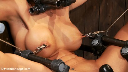 Photo number 7 from Phoenix Marie<br> Orgasmed past any experience she has had to date. shot for Device Bondage on Kink.com. Featuring Phoenix Marie in hardcore BDSM & Fetish porn.