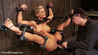 Photo number 8 from Phoenix Marie<br> Orgasmed past any experience she has had to date. shot for Device Bondage on Kink.com. Featuring Phoenix Marie in hardcore BDSM & Fetish porn.