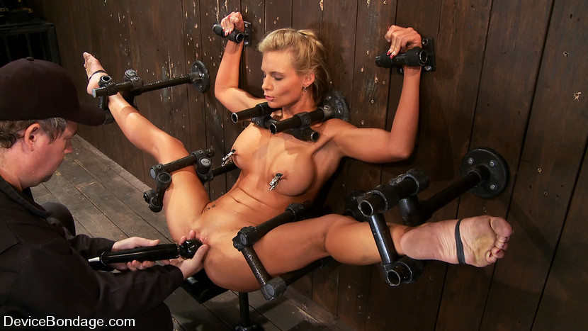 Bondage in man ther wife