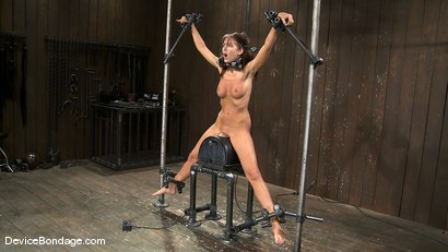 Photo number 8 from Alicia Stone <br>She never stops coming, so we just let her.. shot for Device Bondage on Kink.com. Featuring Alicia Stone in hardcore BDSM & Fetish porn.
