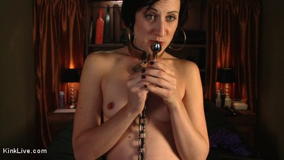 Photo number 1 from Dylan: Live and Uncensored shot for Kink Live on Kink.com. Featuring Dylan Ryan in hardcore BDSM & Fetish porn.